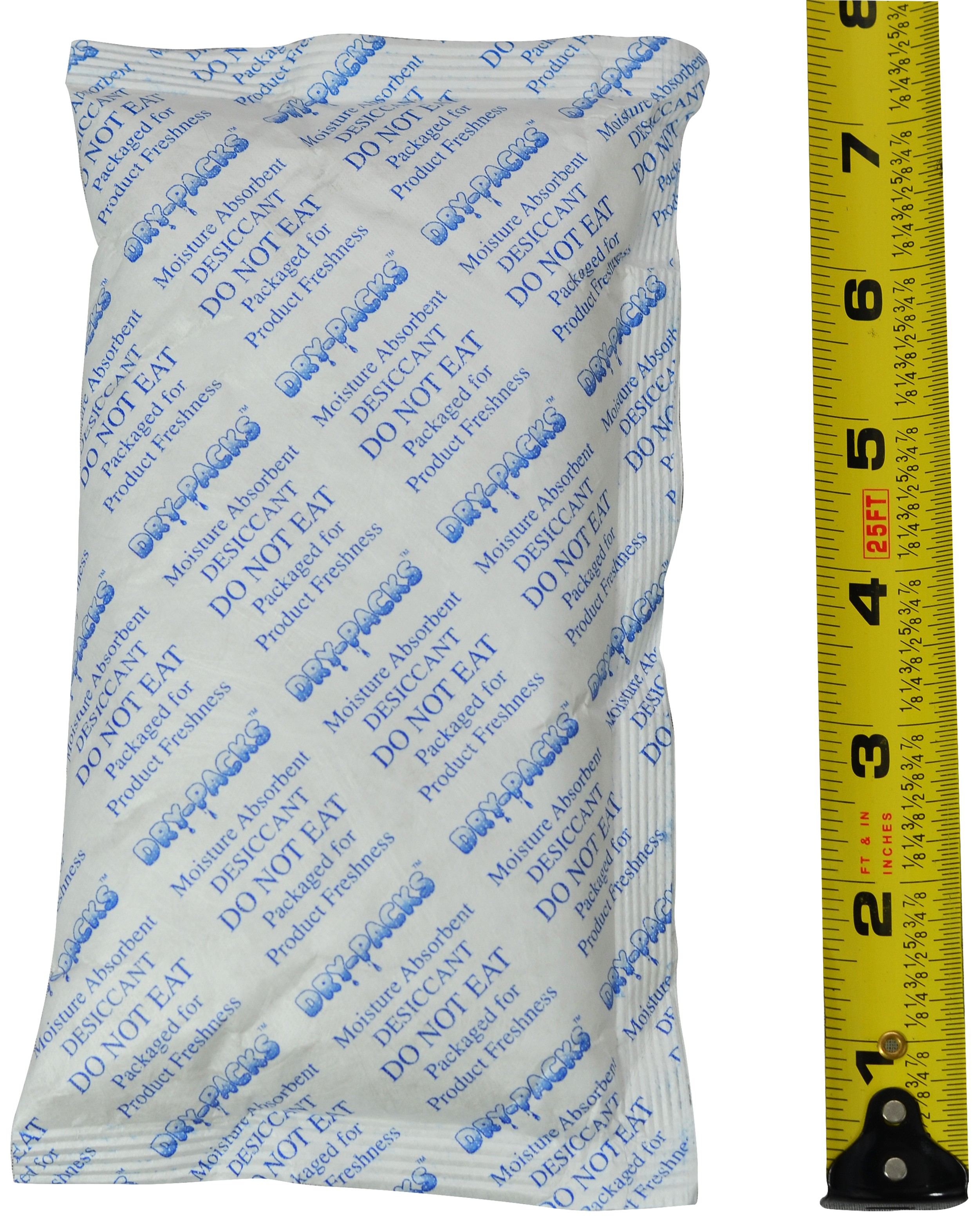 224 Gram (8 Units) Silica Gel Packet - Tyvek