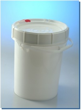 5 Moisture Barrier Recloseable Bucket