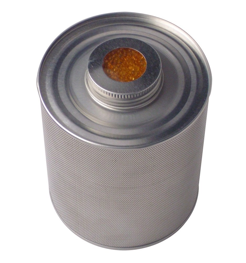 Dry-Packs 750 Gram Steel Canister