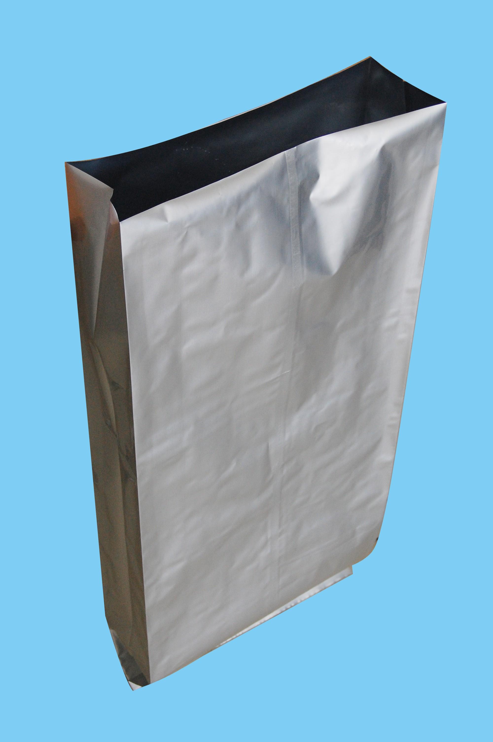 Aluminum Side Gusset Bag