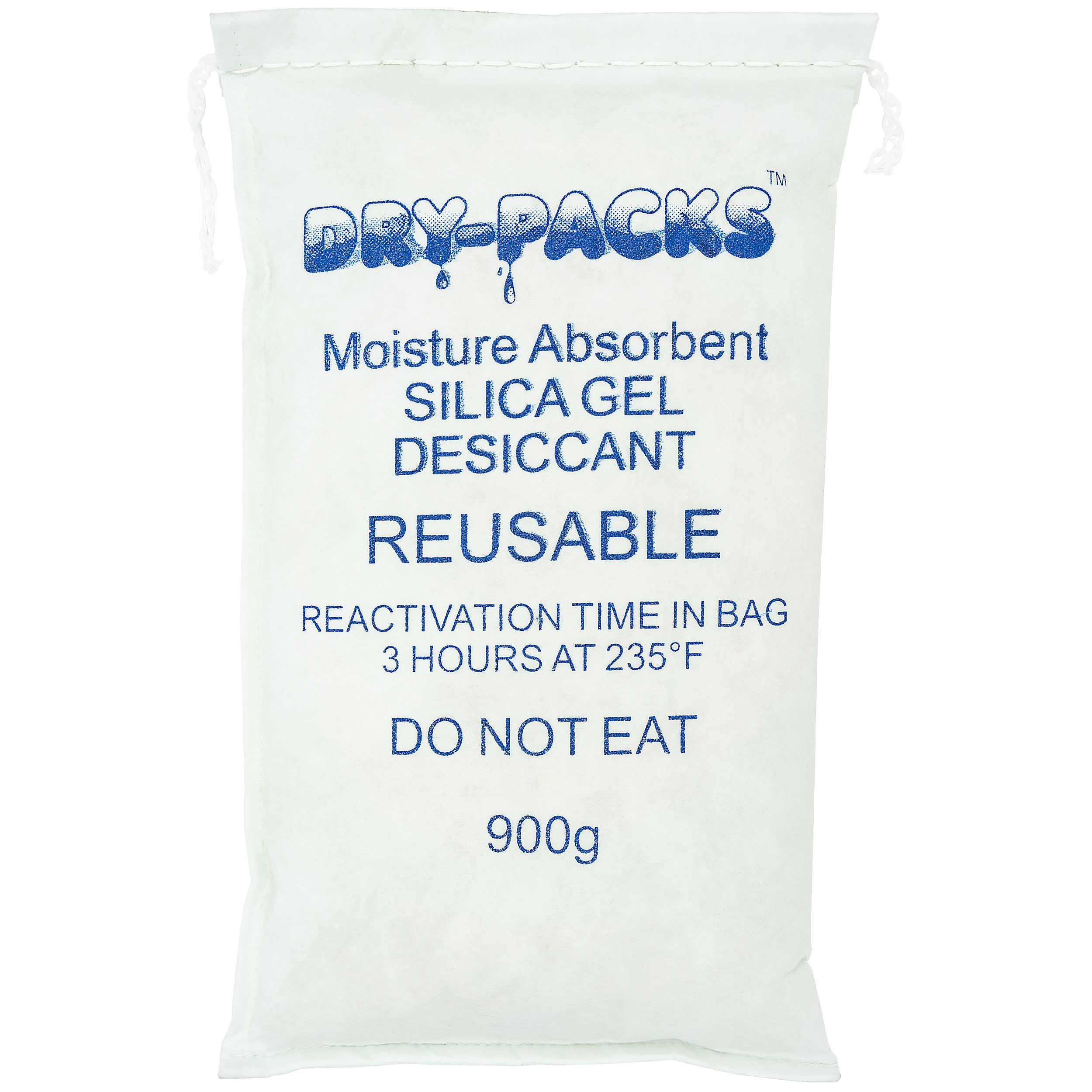 Silica Gel 900g, Desiccant Bag