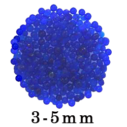 Blue Silica Gel Beads - Per Pound