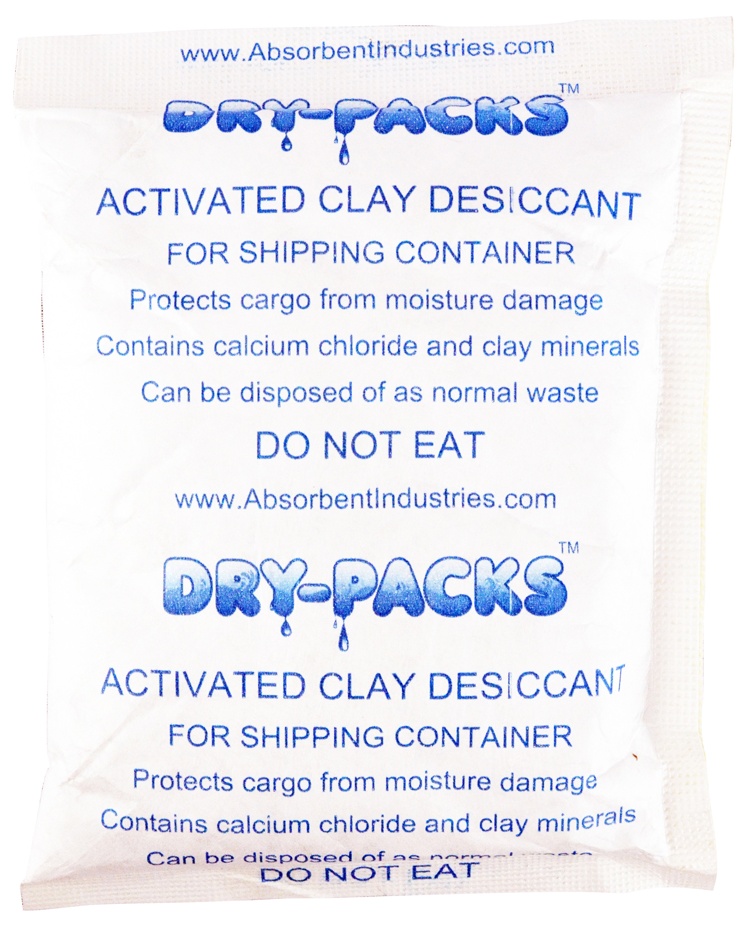 150 Gram Adhesive Backed Desiccant