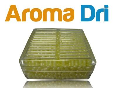 50 Gram Scented Silica Gel Plastic Canister - Available In Apple, Lavender, Lemonade, Rose, or Vanilla.
