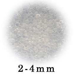 White Silica Gel Beads - Per Pound