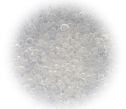 White Silica Gel Beads 3-5mm - Per Pound