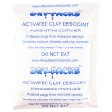 150 Gram Desiccant Packet With Adhesive Backing