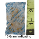 10 Gram Indicating Silica Gel Packet