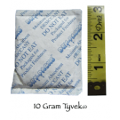 10 Gram Silica Gel Packet - Tyvek®