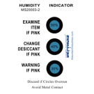 Humidity Indicator Card - 3 Dot