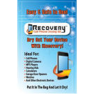 iRecovery Drying Kit - Front