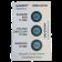 Humidity Indicator Card - 3 Dot 30%/40%/50% - MS20003-2