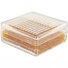 Dry-Packs 45 Gram Indicating Silica Gel Reusable Hard Plastic Canister Cobalt Chloride Free!
