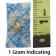 1 Gram Indicating Silica Gel Packet
